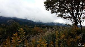 On the way to Mt.Fuji
