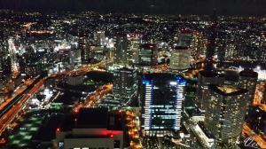 Yokohama...the night lights