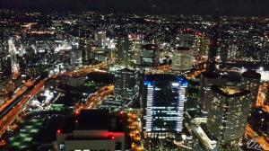 Yokohama...the night lights